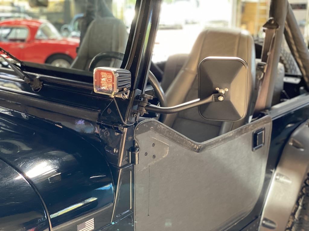 Jeep Wrangler YJ 2.5