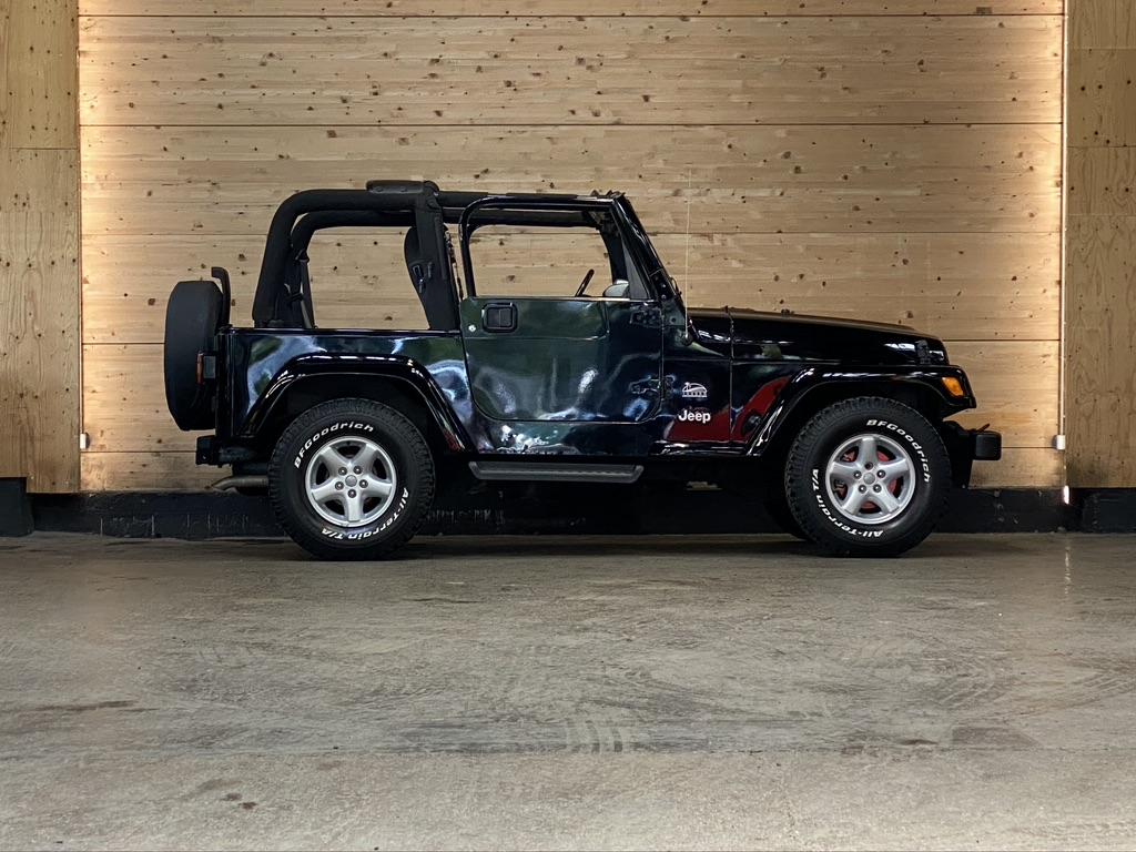 Jeep Wrangler TJ 4.0 Sahara BVA