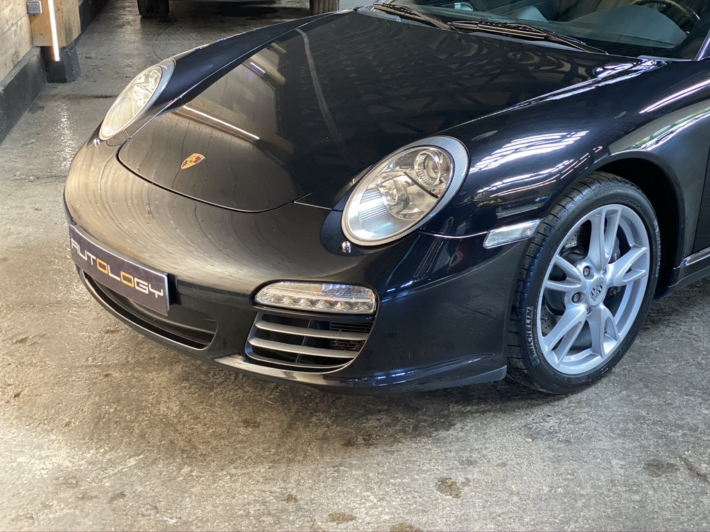 Porsche 997.2 Targa 4 PDK