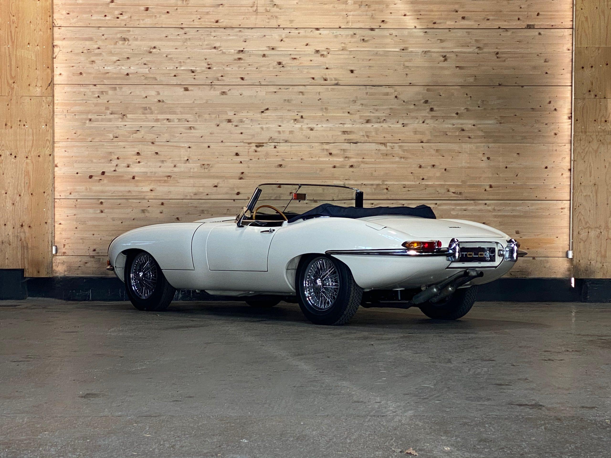 Jaguar Type E 3.8 Cabriolet