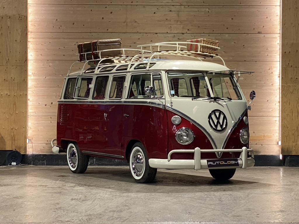 Volkswagen Combi T1 23 fenêtres Samba