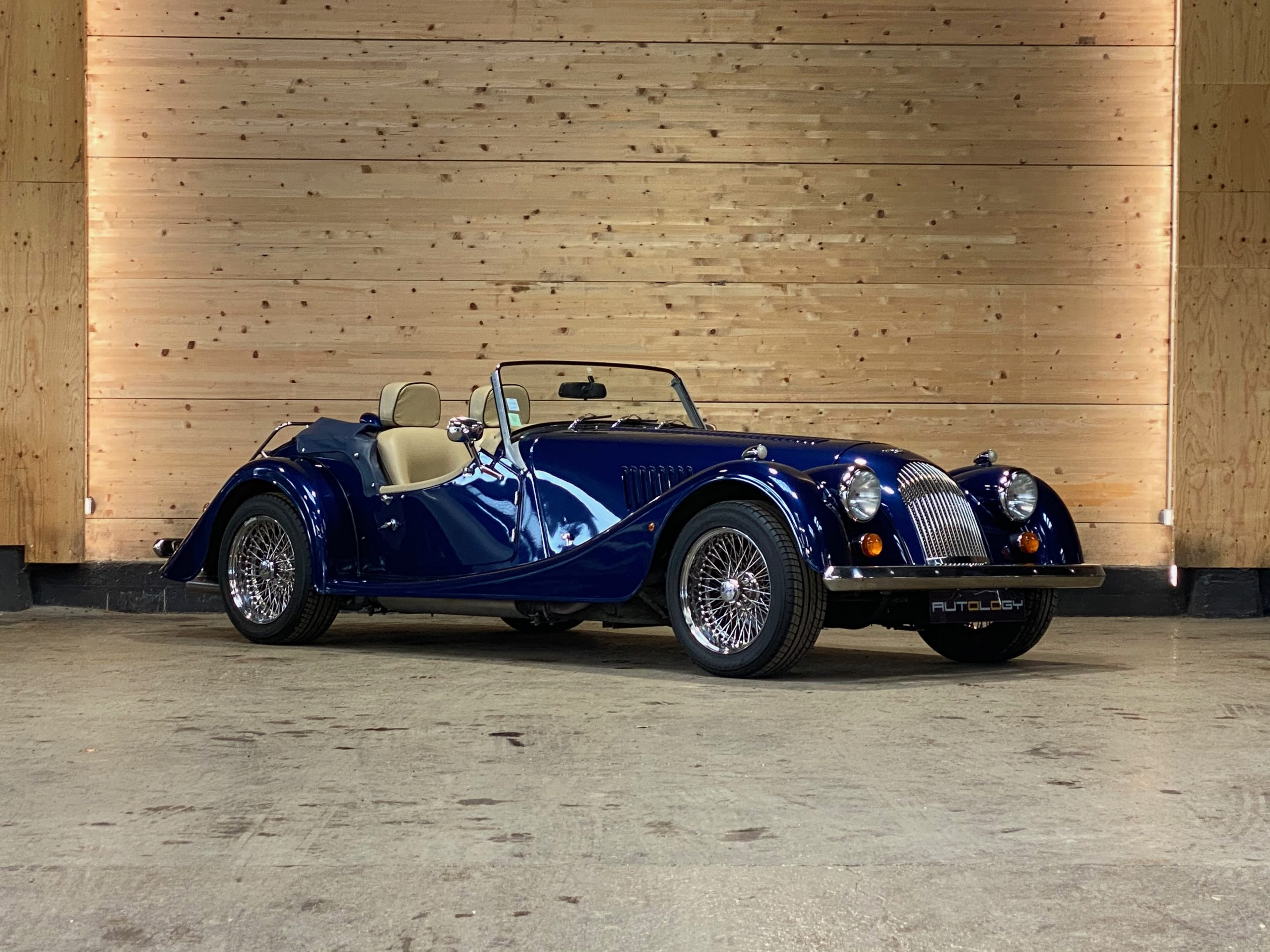 Morgan Roadster V6 3.0