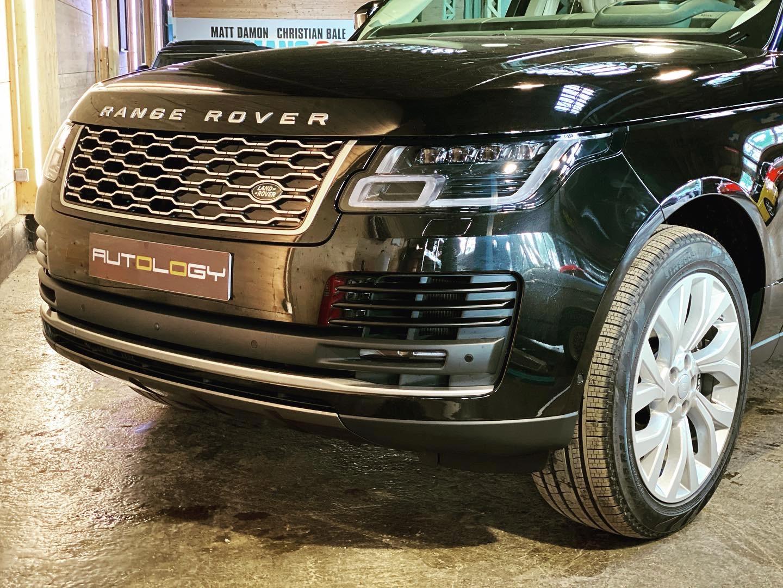 Land Rover Range Rover P400e Autobiography