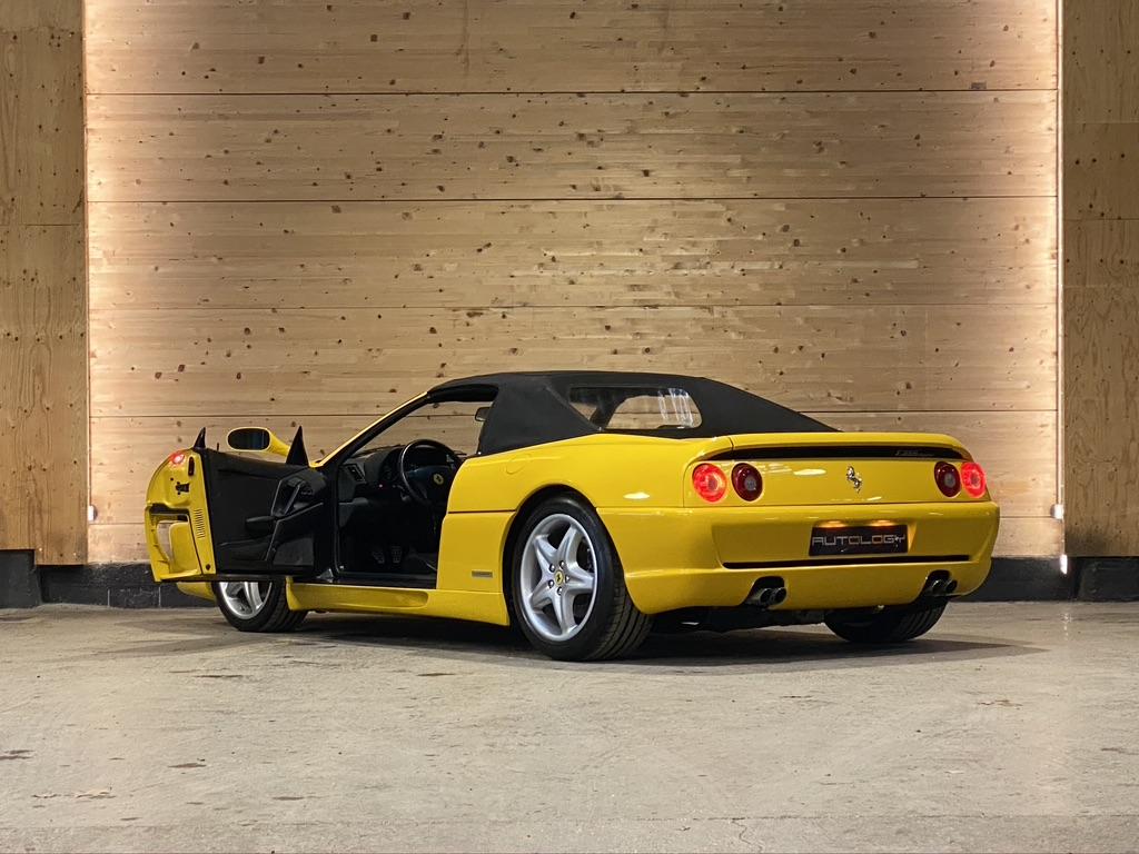 Ferrari F355 Spider BVM6