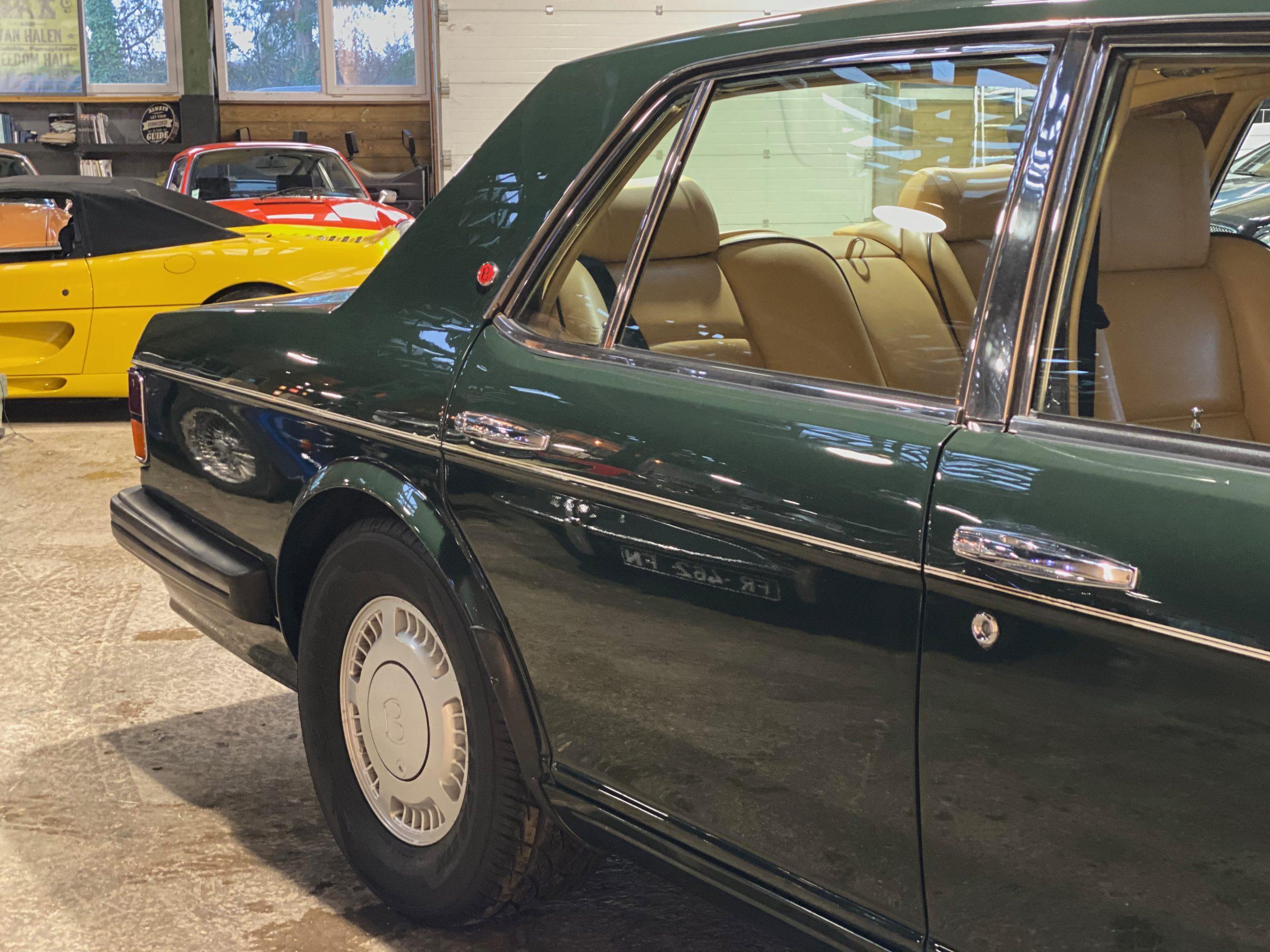 Bentley Turbo R