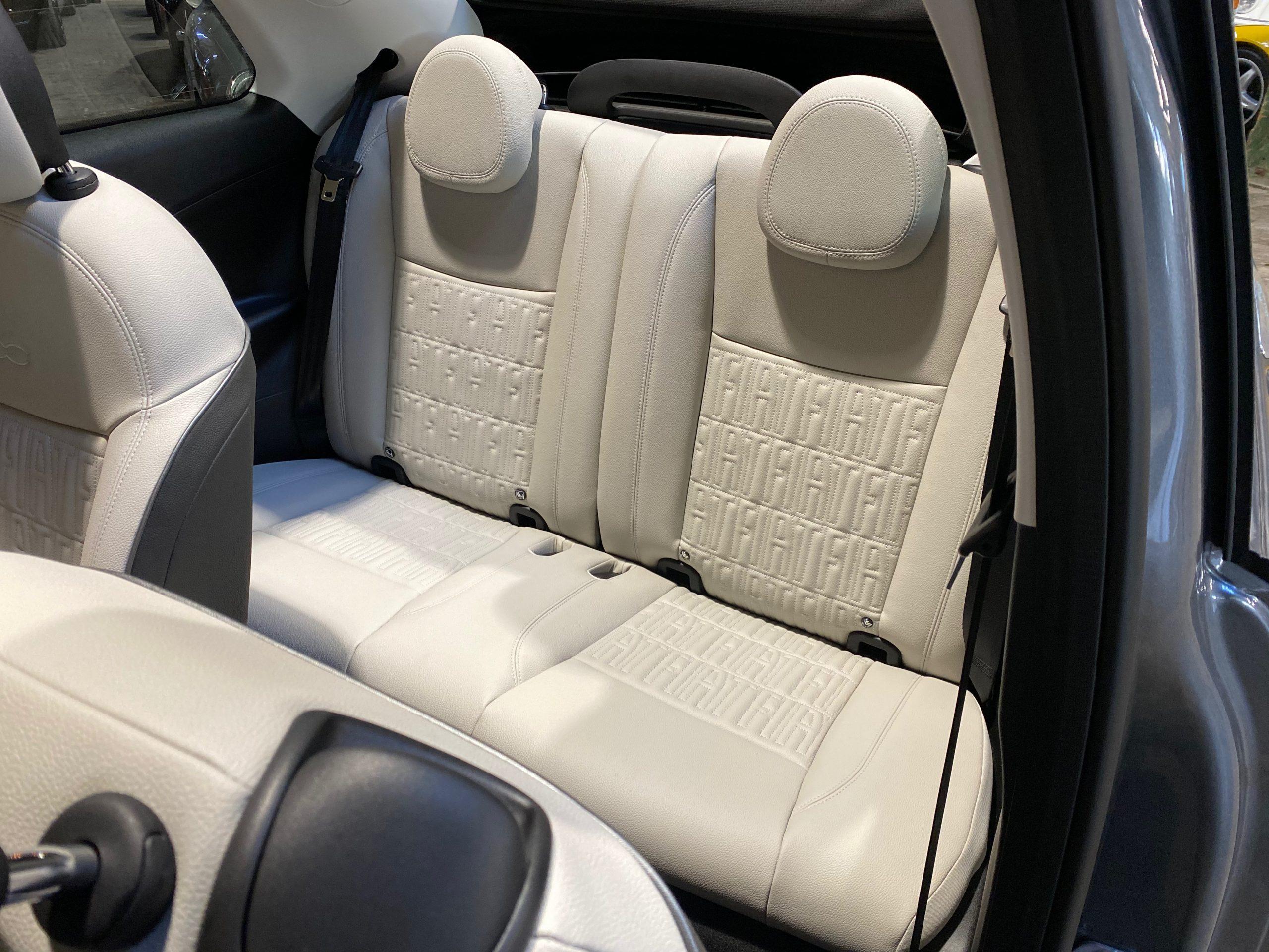 Fiat 500e LaPrima Cabriolet