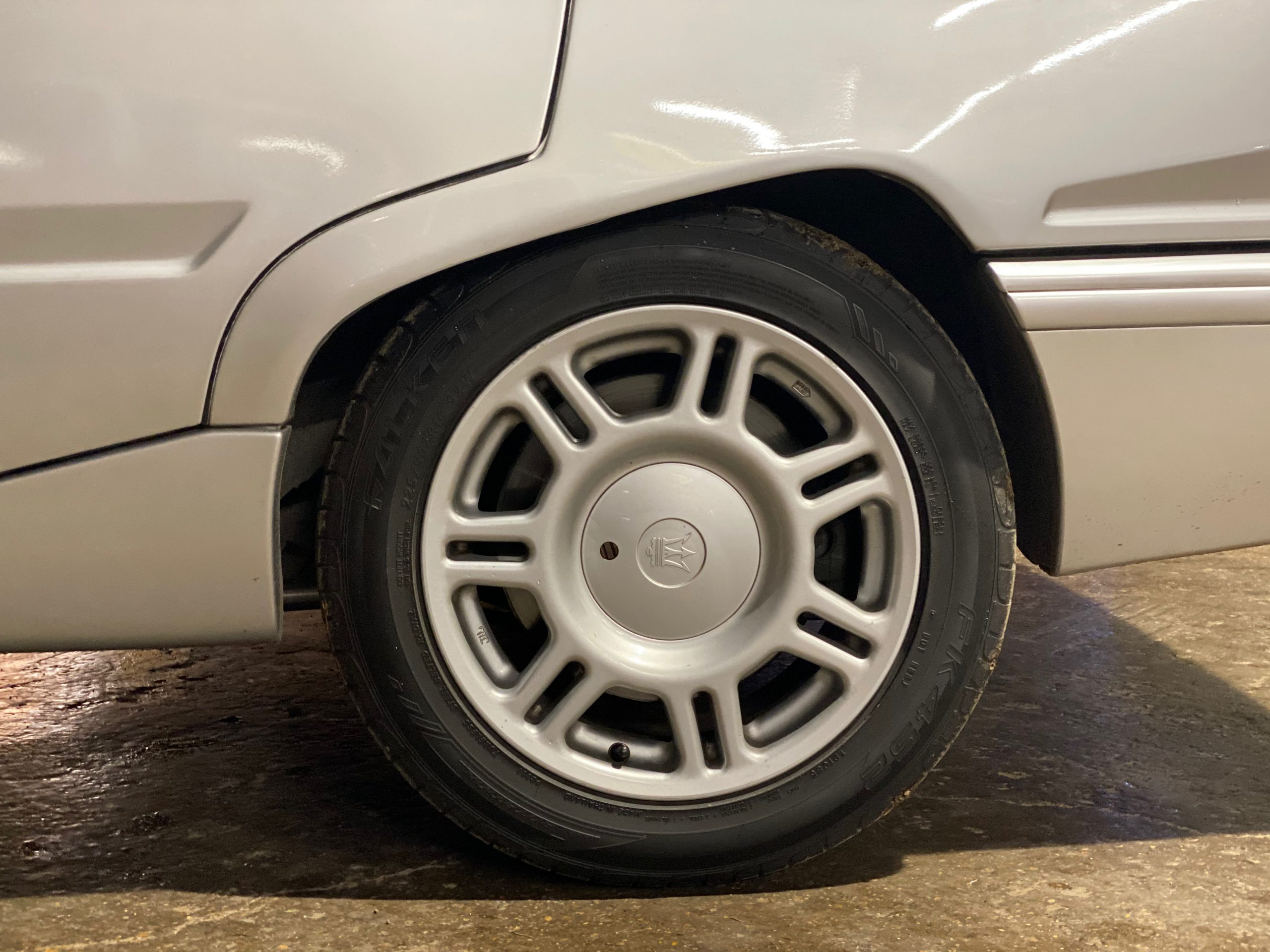 Maserati Quattroporte IV V6 2.0