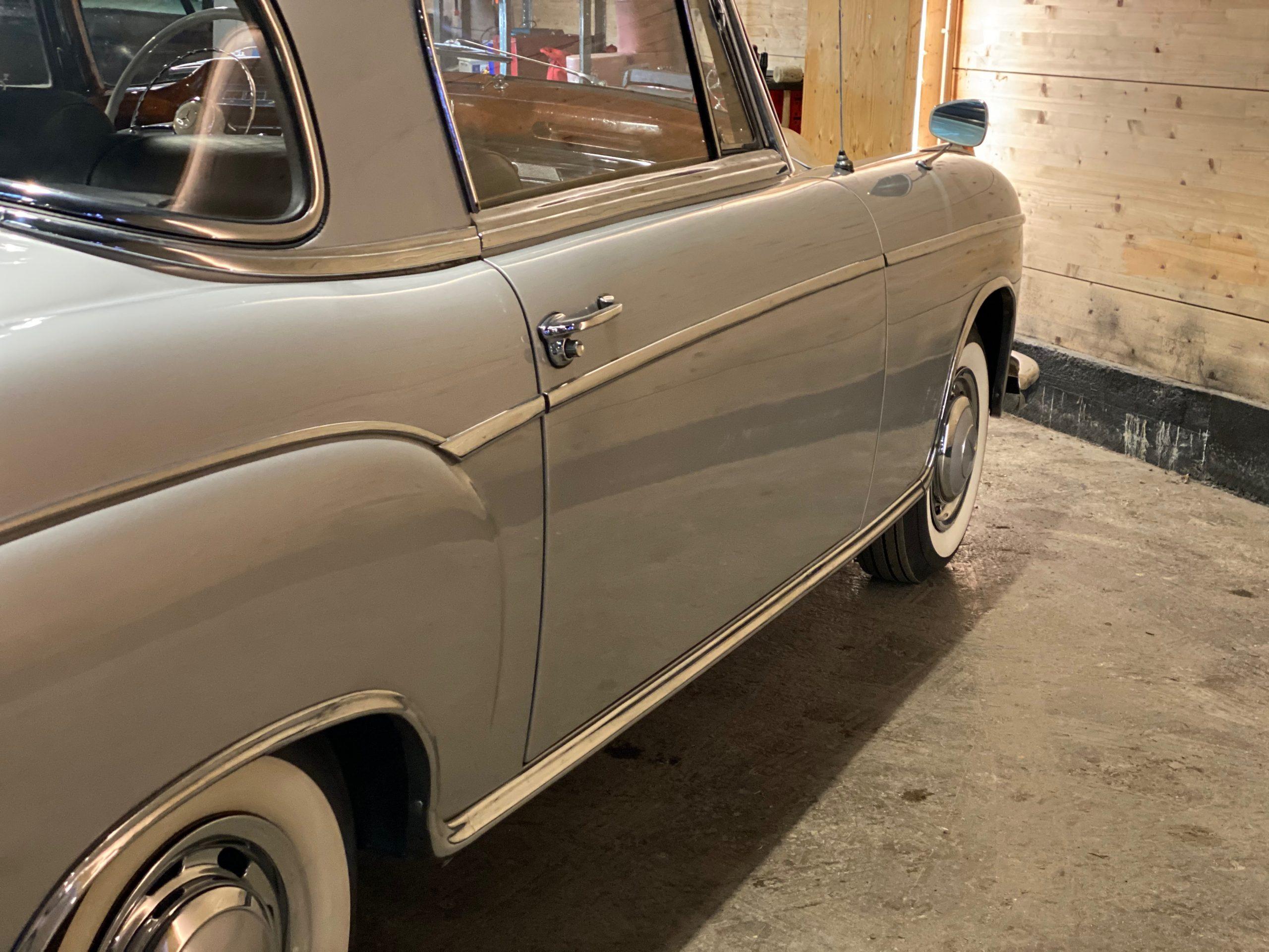 Mercedes 220S Coupé