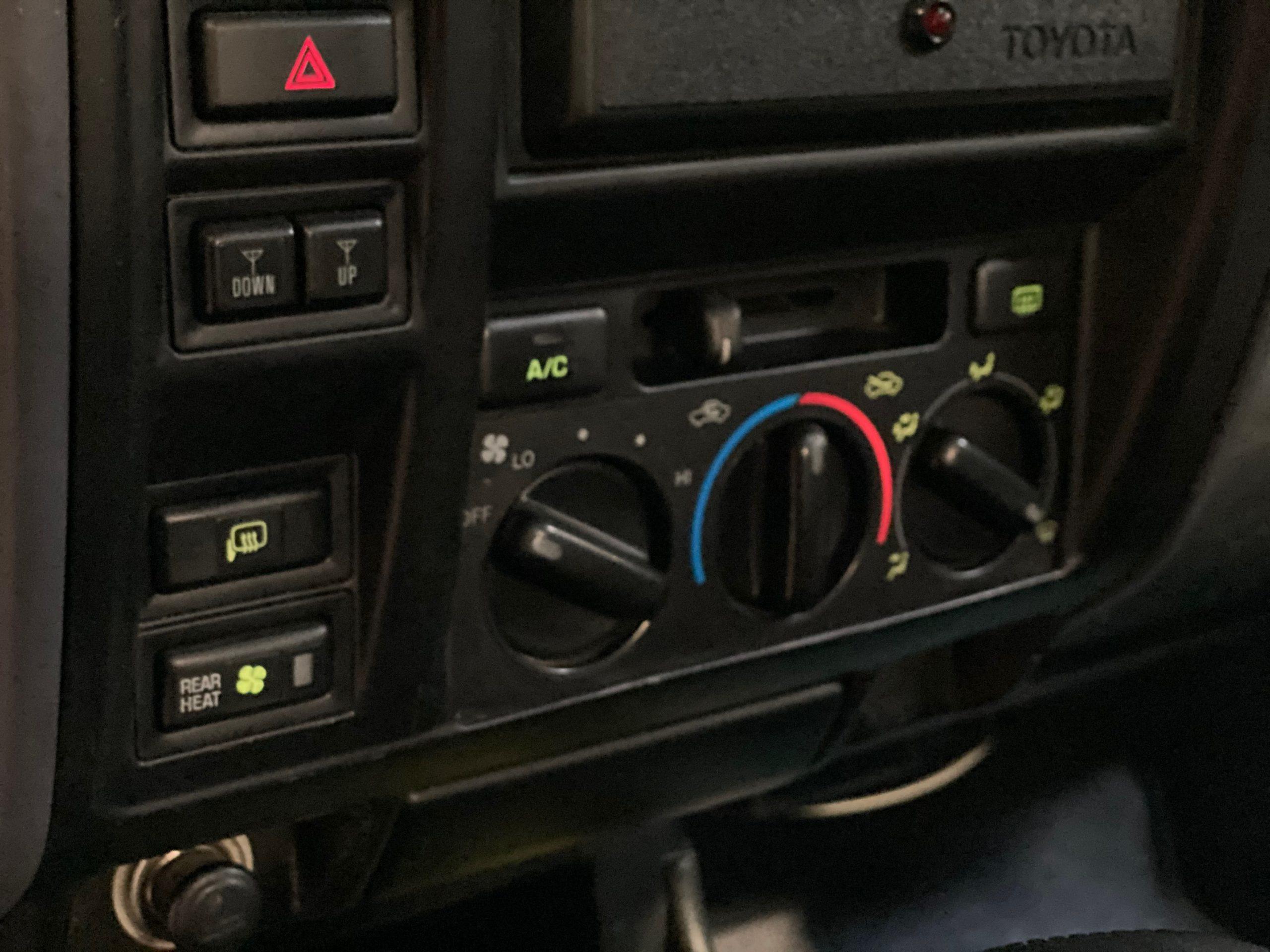 Toyota Land Cruiser (KZJ90) 3.0TD VX