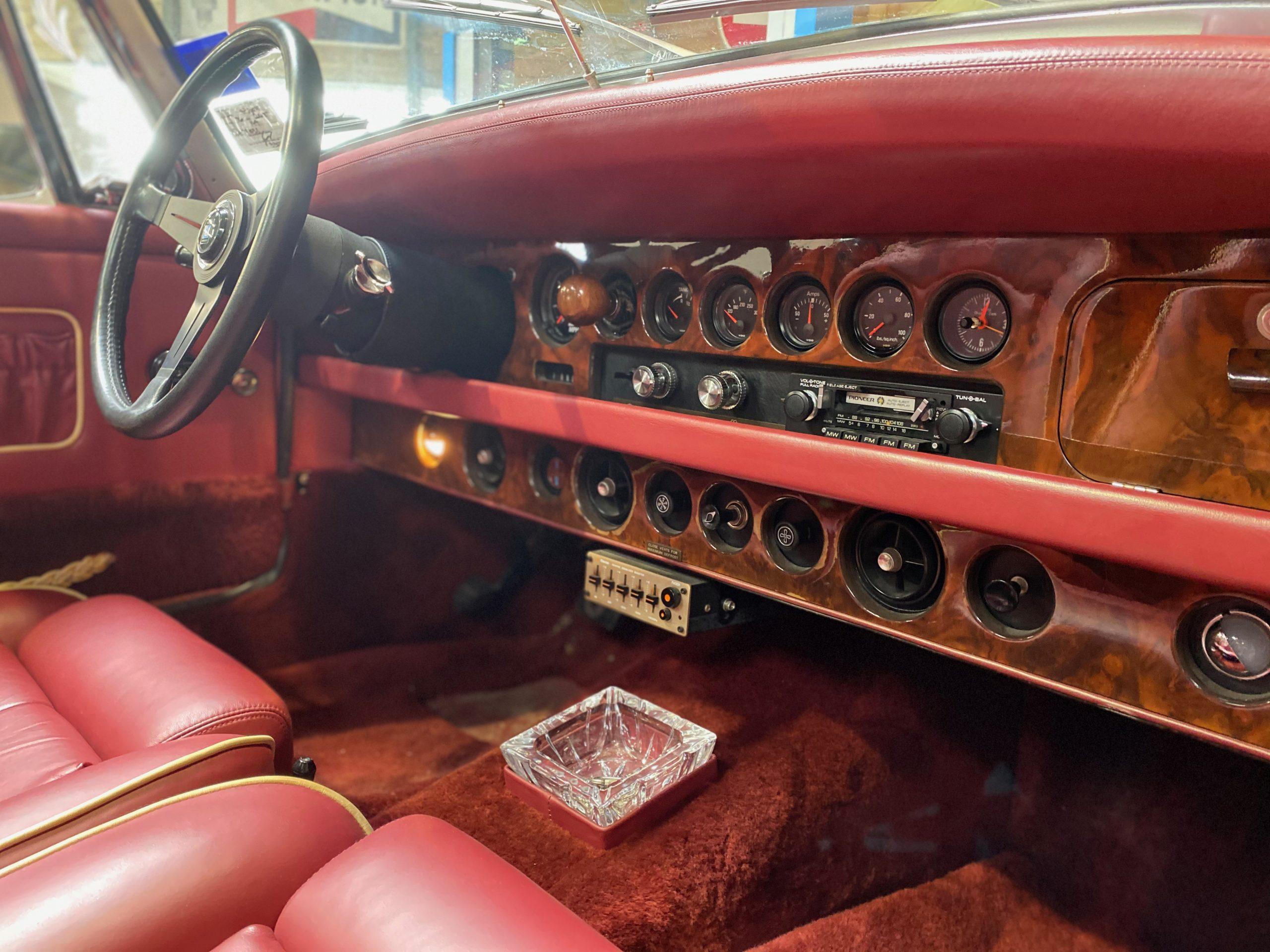 Clenet Roadster Serie I