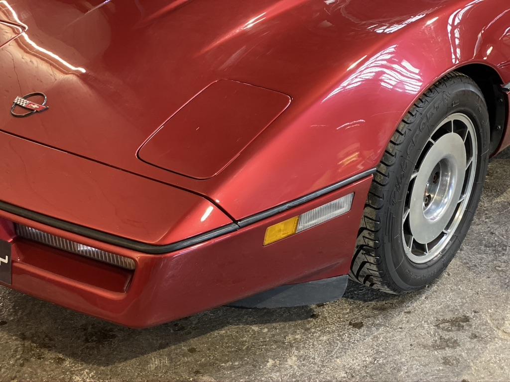 Chevrolet Corvette C4 BVA