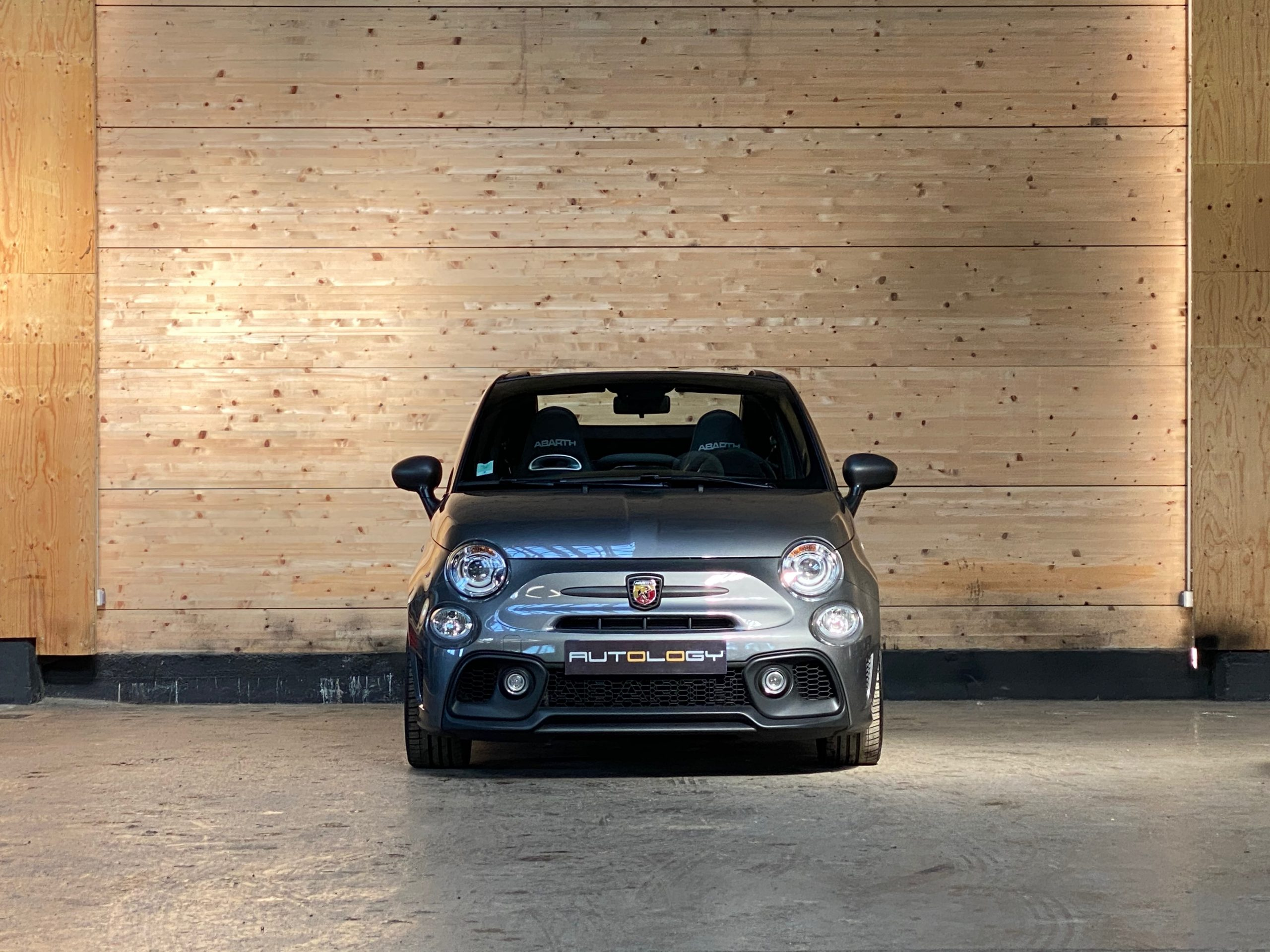 Abarth 595 Convertible 1.4 T-Jet 180ch