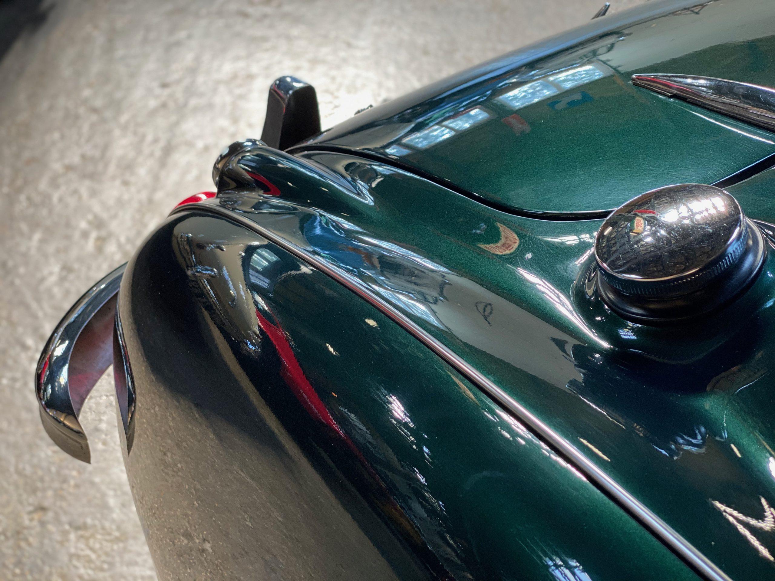 Austin Healey 3000 MkIII BJ8 Phase I