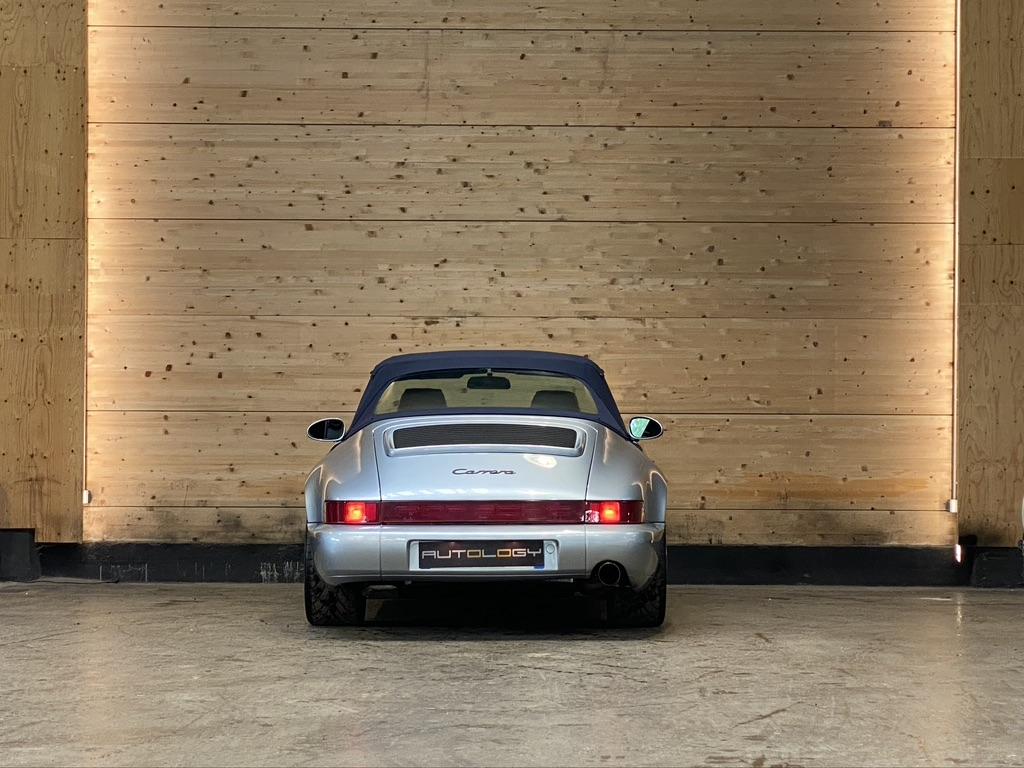 Porsche 964 Carrera 2 Cabriolet