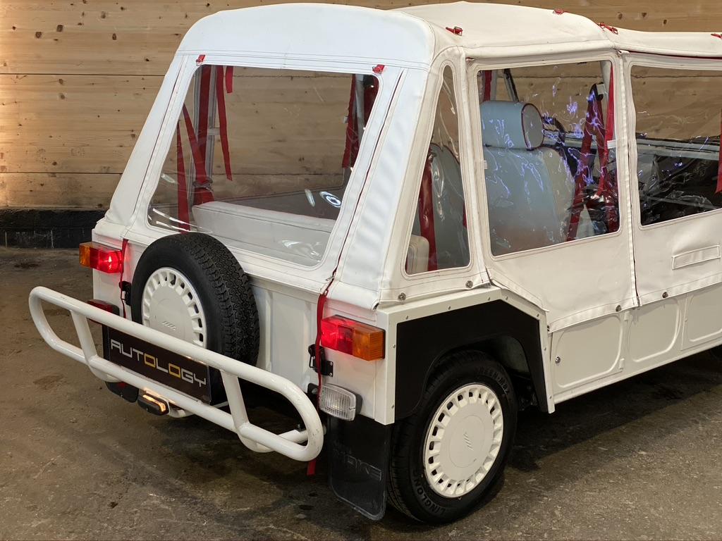 Mini Moke 25e Anniversaire