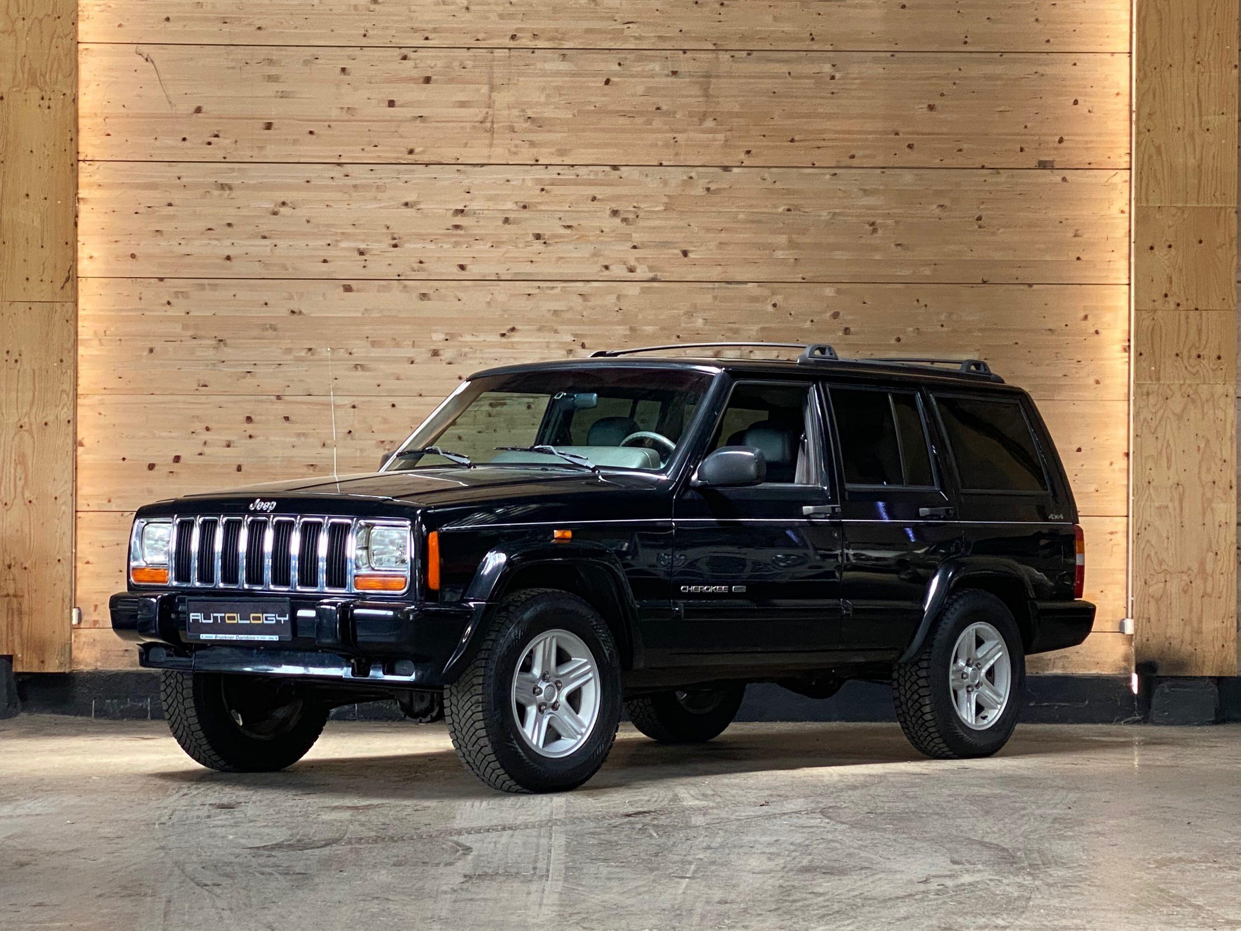 Jeep Cherokee 4.0 Limited XJ.2