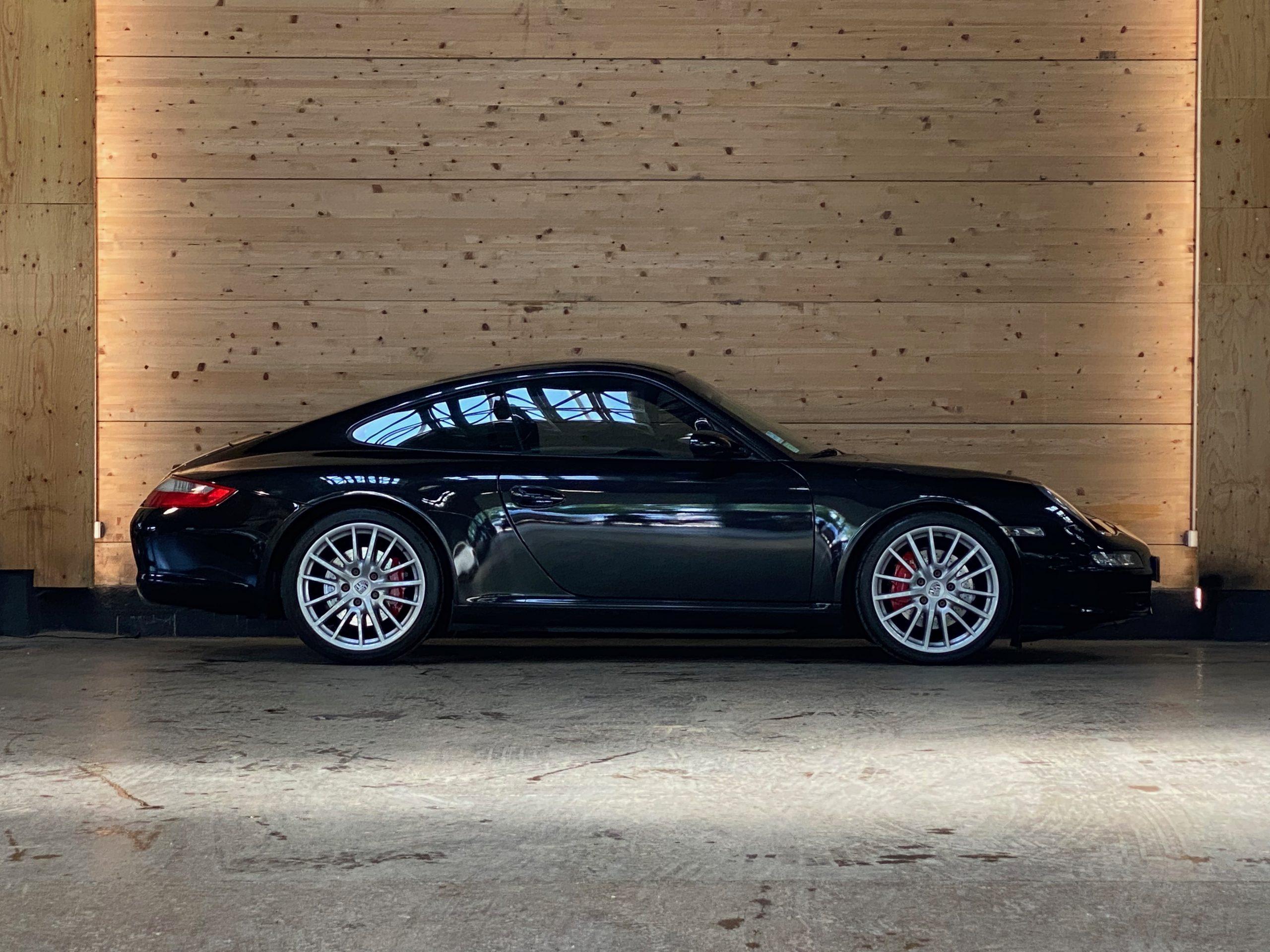 Porsche 997 Carrera S Tiptronic