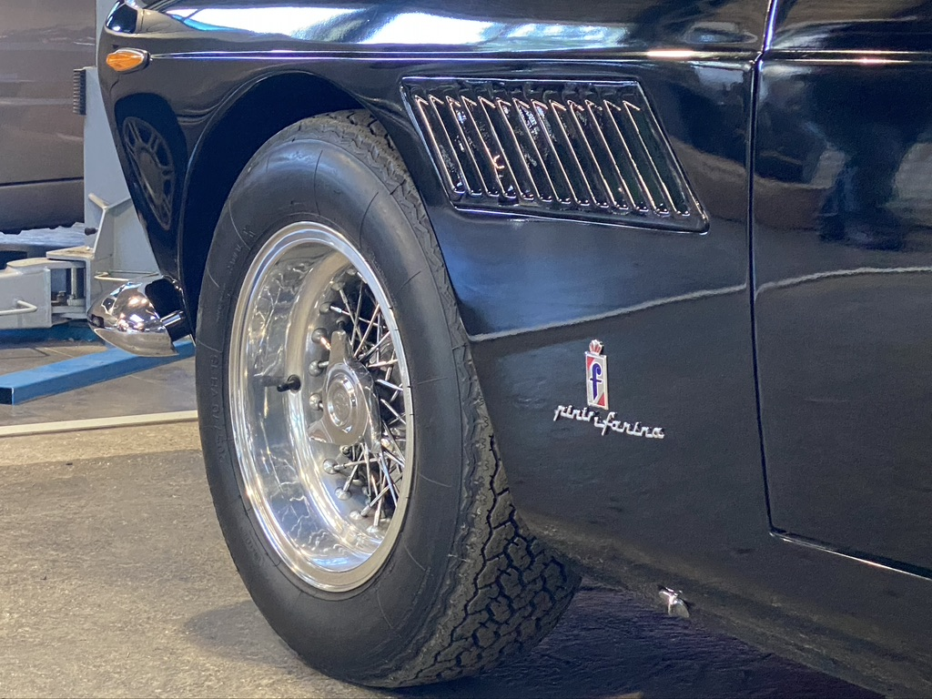 Ferrari 250 GTE 'Série 1'