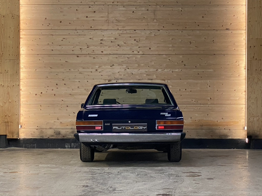 Fiat 130 Coupe Automatic