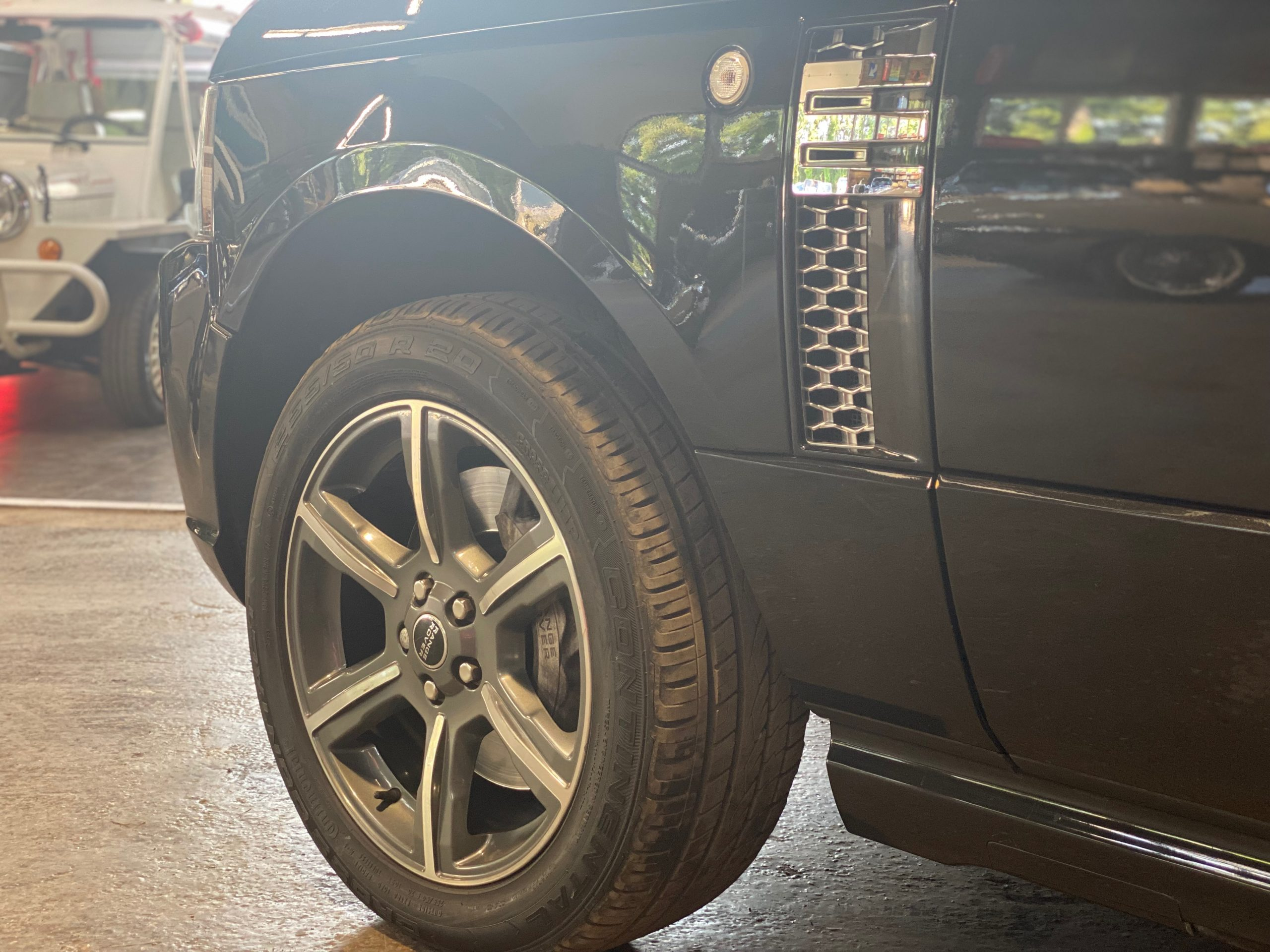 Land Rover Range Rover Supercharged V8 5.0 Autobiography