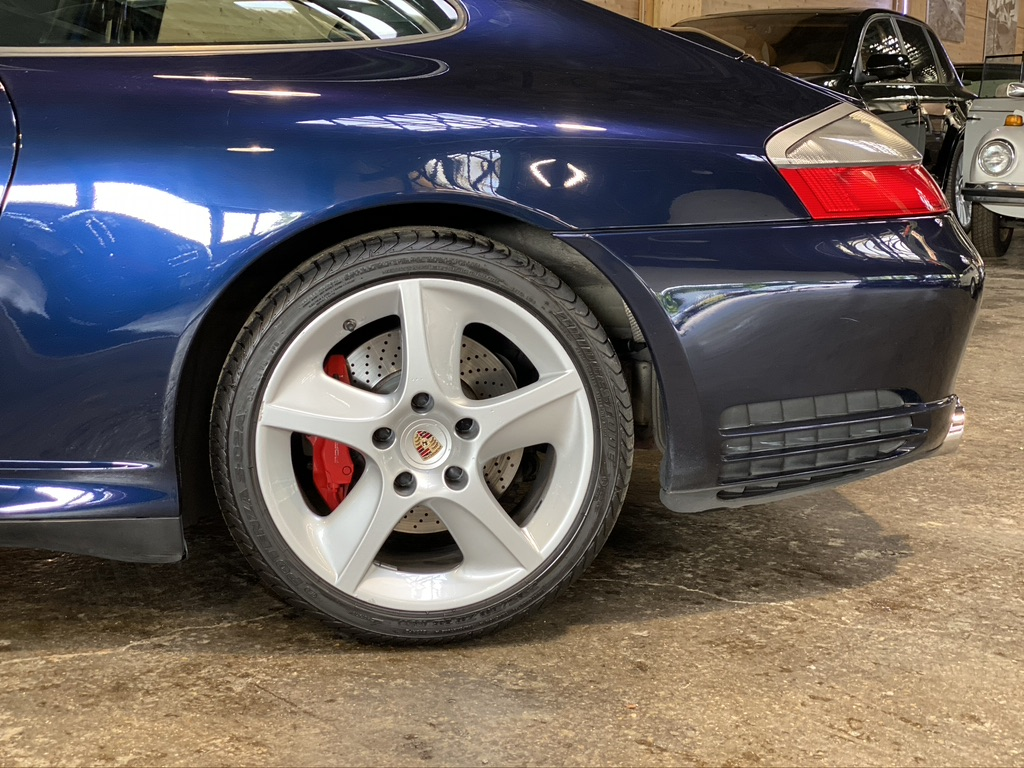 Porsche 996 Carrera 4S Tiptronic