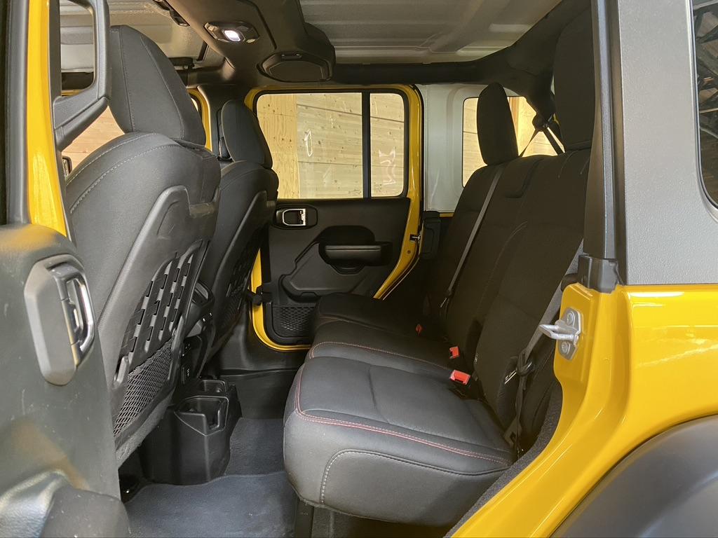 Jeep Wrangler JL Unlimited 2.0T Rubicon