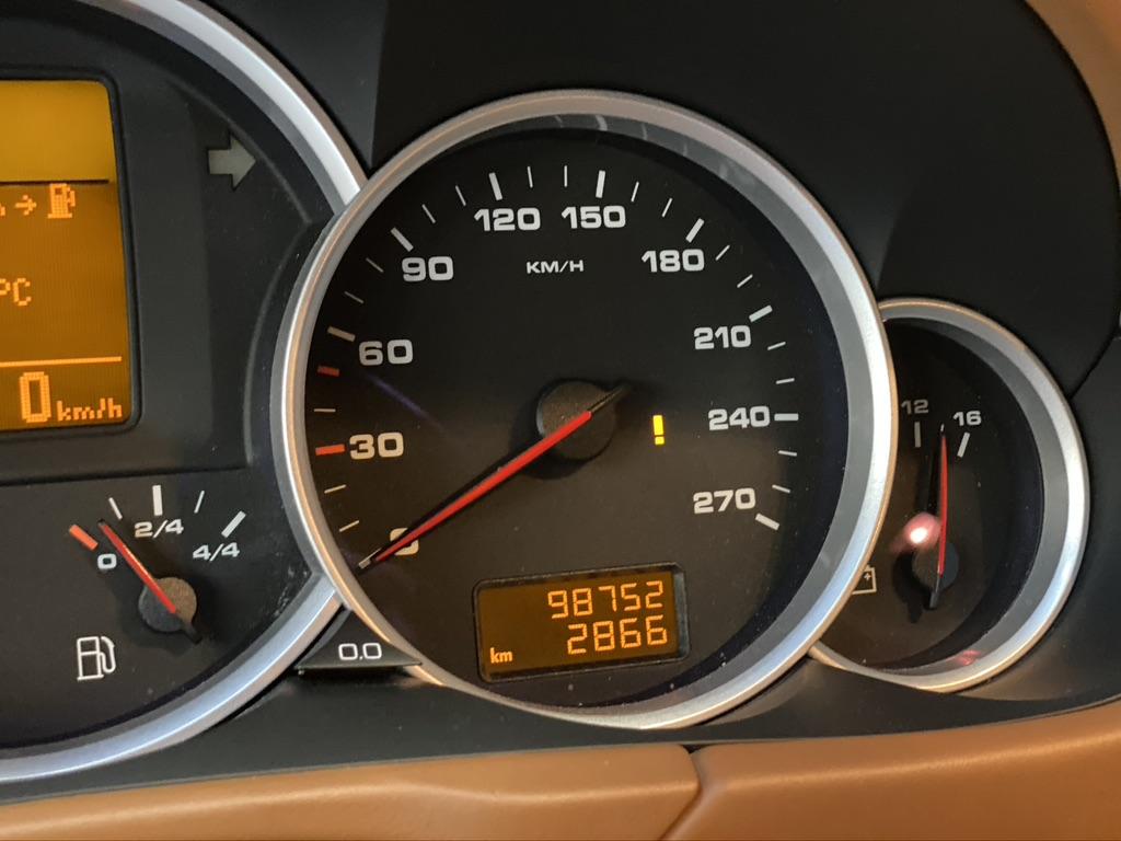 Porsche Cayenne GTS Tiptronic S